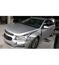 Chevrolet Cruze Lt Sucata Para Peças Sedan 2016