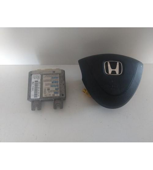 Airbag Honda Fit 2004/05/06 Modelo Simples