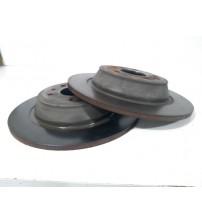 Discos De Freio Traseiro Ford Fusion Titanium Awd 2014