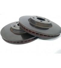 Discos De Freio Dianteiro Ford Fusion Titanium Awd 2014