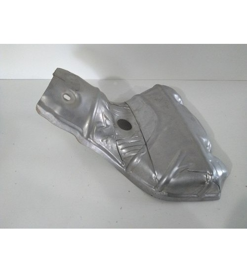 Aluminio Protecao Descarga Ford Focus 2.0 16v 2012