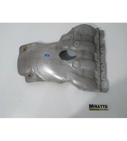 Aluminio Proteçao Do Coletor Gm Cruze 1.8 2012 #2