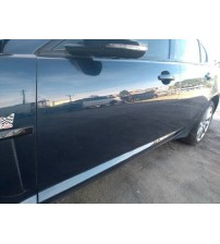 Porta Diant/esq Jaguar Xf 2013 (só Lata )