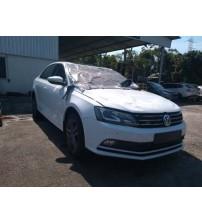 Sucata Volkswagen Jetta Tsi Higline  211cv 2016 Para Peças