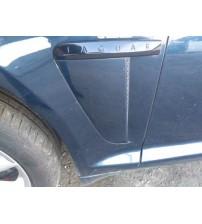Aplique Acabamento Do Para Lama Esquerdo Jaguar Xf 2013