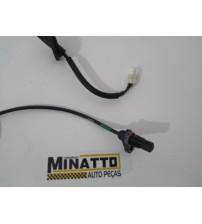 Sensor Do Abs Tras/esq Hyundai Azera 3.0 2013