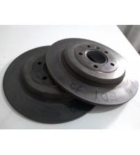 Discos De Freio Traseiro Ford Edge 3.5 V6 Awd 2012
