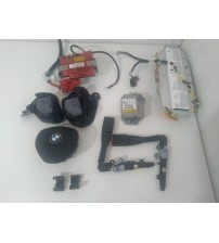 Kit Airbag Bmw X5 Xdrive50i 4.4 V8 2012