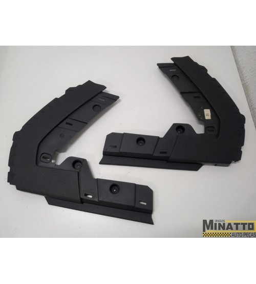 Acabamentos Laterias Console Ford Edge Limited 2012