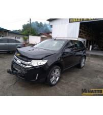 Botao Senha Porta Motorista Ford Edge Limited 2012
