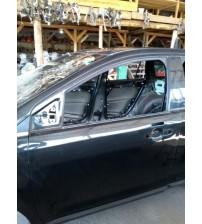 Porta Dian/esq Ford Edge Limited 2012 (só Lata )