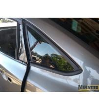 Vidro Fixo Lateral Tras/esq Ford Focus Sedan Se 2018