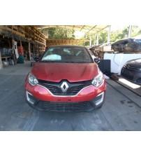 Sucata Renault  Captur Life 1.6 Aut. Para Peças 120cv
