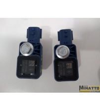 Sensores Do Airbag Renault Captur 2019