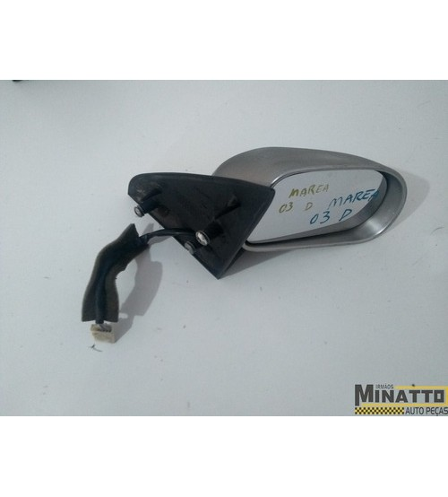 Retrovisor Direito Fiat Marea 2003