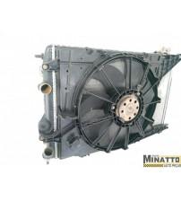 Kit Radiador Renault Scenic 2.0 16v Aut. 2004