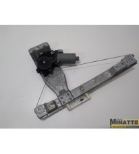 Maquina De Vidro Eletrica Tras/dir Citroen C3 2009