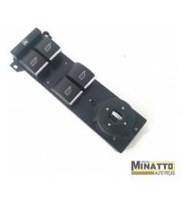 Botao Vidro Eletrico Dian/esq Ford Focus Titanium 2012