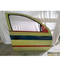 Porta Dian/dir Gm Astra 2000 Só Lata