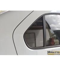 Vidro Fixo Da Porta Tras/dir Renault Logan 2017