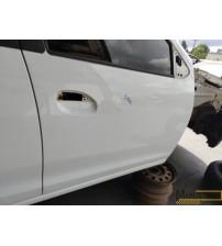 Porta Dian/dir Renault Logan 2017 Só Lata (detalhe No Arco)
