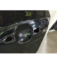 Porta Tras/esq Hyundai Santa Fé 2008 Detalhe ( Só Lata)
