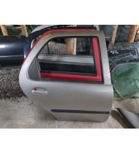 Porta Tras/dir Fiat Palio 2003 Só Lata