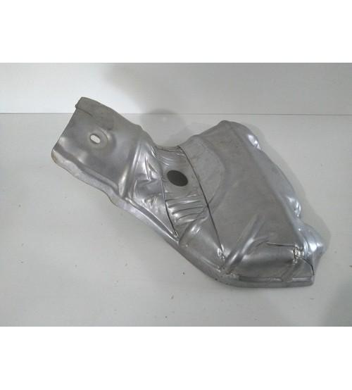 Aluminio Protecao Descarga Ford Focus Tit 2.0 16v 2012