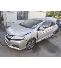 Sucata Honda City Ex Cvt 2015  Para Pecas