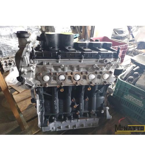 Motor Parcial Vw Jetta W 2.5 2008 170cv Na Troca