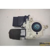 Motor E Modulo Do Vidro Tras/esq Vw Jetta Variant 2008