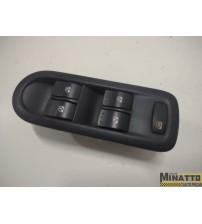 Botão Do Vidro Eletrico Dian/esq Renault Megane 2009
