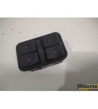 Botão Vidro Esquerdo Gm Astra 2010
