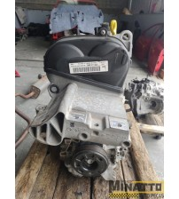Motor Parcial Vw Polo Tsi 128cv 2018 (na Troca)