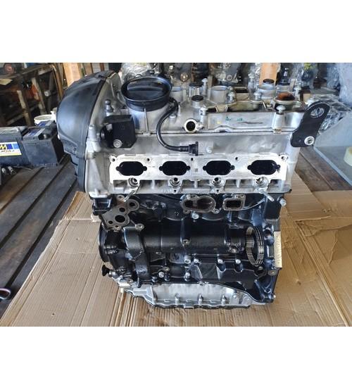 Motor Parcial Vw Tiguan 2.0 Tsi 2015 200cv Na Troca 50mil Km