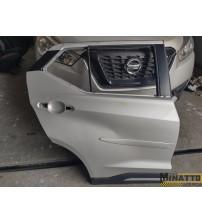 Porta Tras/dir Nissan Kicks S 2020 (só Lata)
