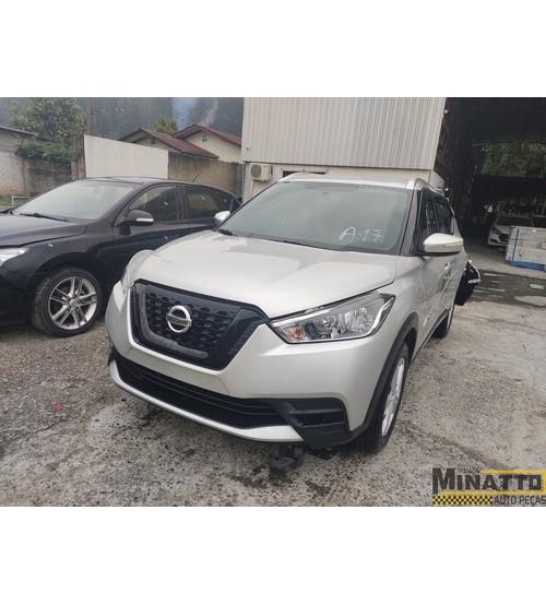 Acabamento Moldura Do Radio Nissan Kicks S 2020