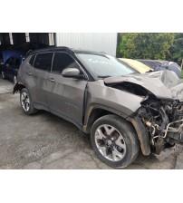 Sucata Jeep Compass  Limited 2.0 Multijet 2018 Diesel 170cv