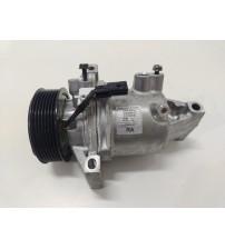 Compressor Do Ar Condicionado Nissan Kicks S 1.6 2020