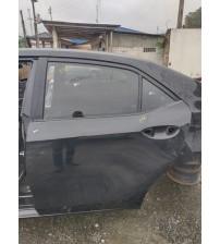 Porta Tras/esq Toyota Corolla Xei 2018 Só Lata